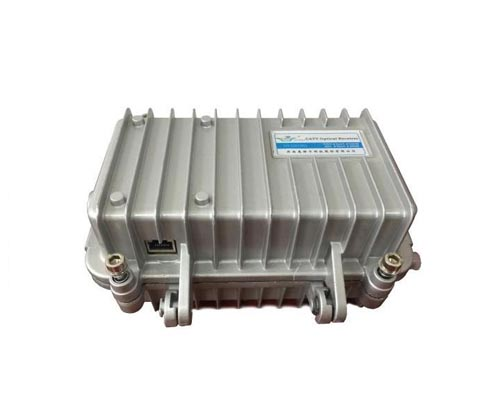 野外双路光接收机:HT‐OR1001‐WG009 型