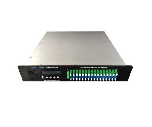 1550nm 铒镱共掺多路输出型光纤放大器:HT‐EYDFA‐1U 型&HT‐EYDFA‐2U 型