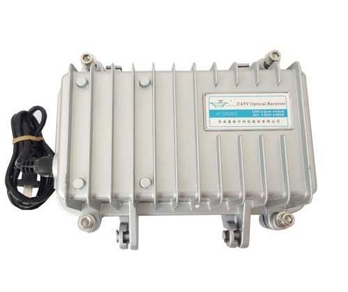 野外双路光接收机:HT‐OR1001‐009  型